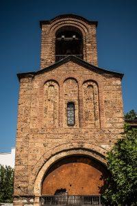 Manastir posvećen Bogorodici Ljeviškoj u Prizrenu