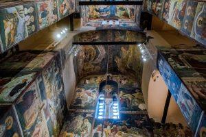 Lepota fresaka Gračanice Srpske duhovne baštine UNESCO dragulj priznat u svetu !