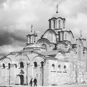 Lepota Gračanice koja je Srpski manastir medjunarodno zaštićeno duhovno blago koje se nalazi na UNESO listi svetskih lepota