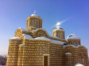 Crkava u Prilužju