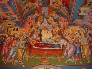 Crkava u Prilužju - Ikonopis