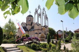 Hram Sv. Vasilije Ostroški Tvrdoški Leposavić