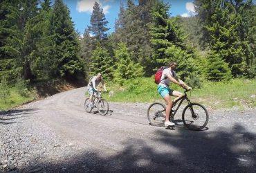 Biciklizam na južnoj strani Kopaonika od Leposavića do Lukuvske Banje opština Kuršumlija