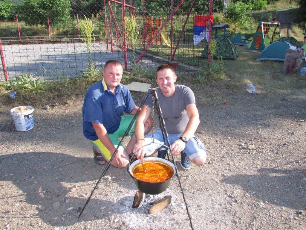 pravilo takmicenja kuvanja riblje corbe pod kopaonikom na ibru u srbiji