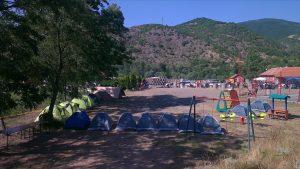 Aktivan letnji odmor kamp za Rafting Splavarenje na reci Ibar : sa zapadne strane planine Kopaonik na potezu opština Leposavić -> Raška