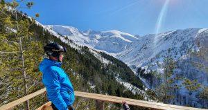 Lepota Brezovice na Šar Planini skijaškog centra