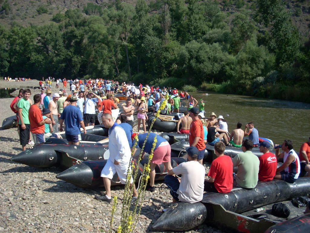 Rafting u srbiji splavarenje ibrom spust bez granica