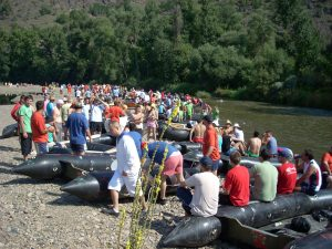 Ibar river Rafting – Summer in Serbia
