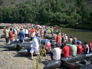 Ibar river Rafting – Summer in Serbia