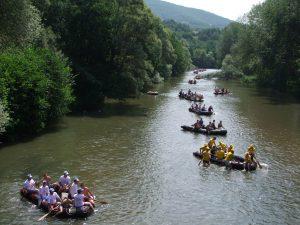 Aktivan letnji odmor Rafting Splavarenje na reci Ibar : sa zapadne strane planine Kopaonik na potezu opština Leposavić -> Raška