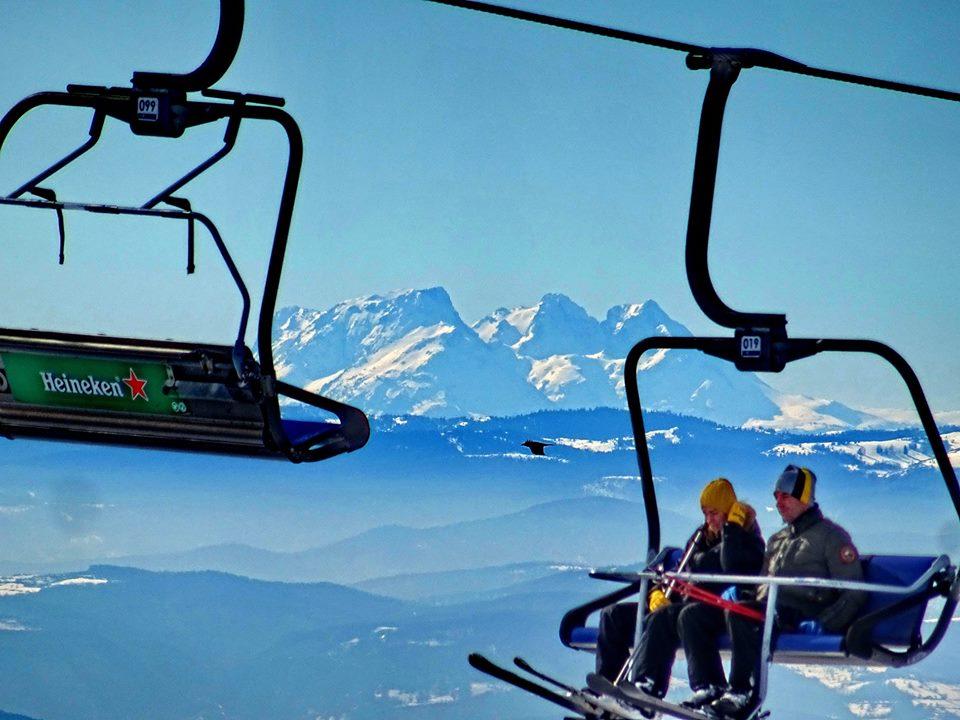 Skijanje na Brezovici