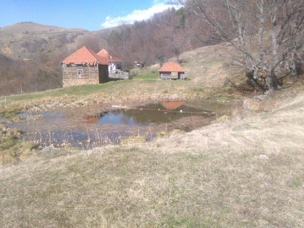Lepota sela Jelakce na jugu Kopaonika