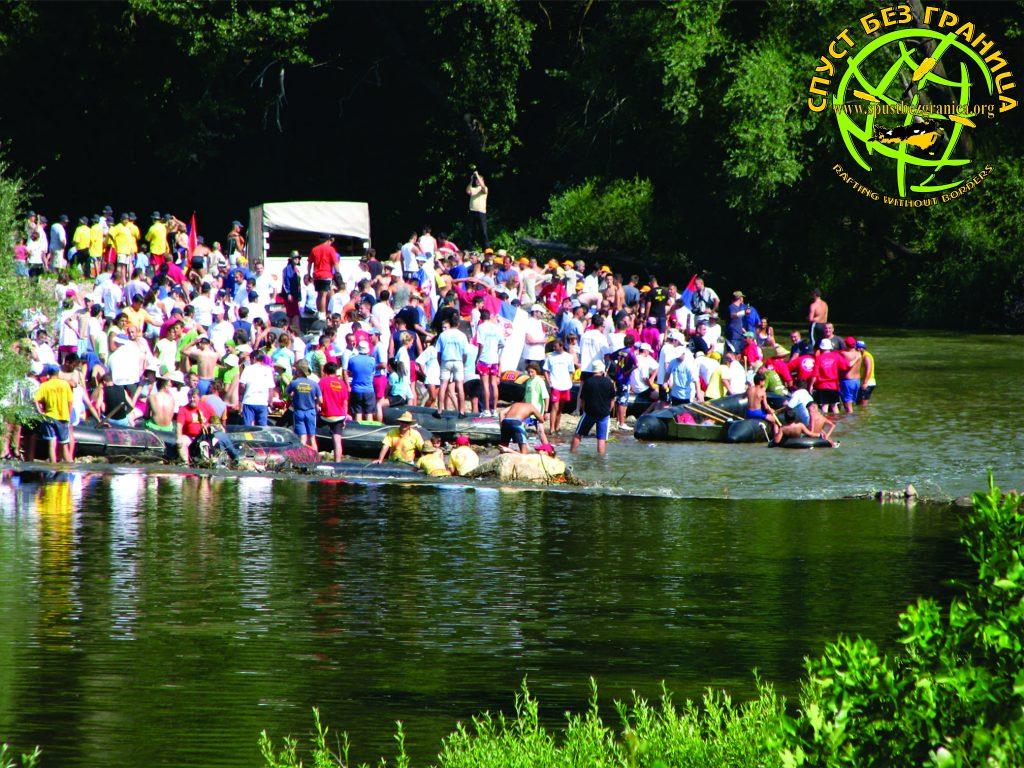Rafting Splavarenje Ibrom Leposavić Raška pod Kopaonikom