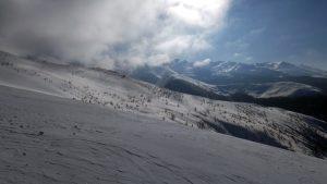 Staze za free ride na Brezovici (Šar Planina)