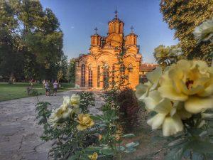 Грачаница Српски манастир медјународно заштићено духовно благо које се налази на УНЕСО листи светских лепота