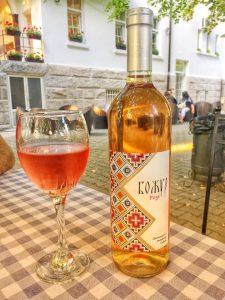 Orahovačko vino iz Metohije