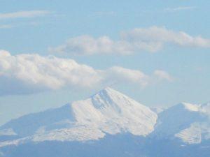 Pogled sa Gazimestana na Šar Planinu
