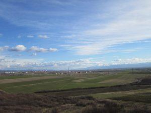 Pogled sa Gazimestana na Sar Planinu