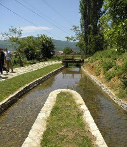 Reka Nerodimka na centralnom Kosovu i Metohiji