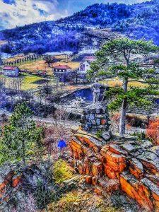 Lepota Doline Jorgovana u kanjonu reke Ibar