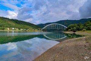 Most na jezeru Gazivode Zubin Potok